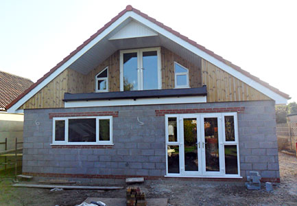 Home extension plans services bristol bath areas for Home design agency bristol